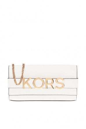 'bellamie' clutch od Michael Kors